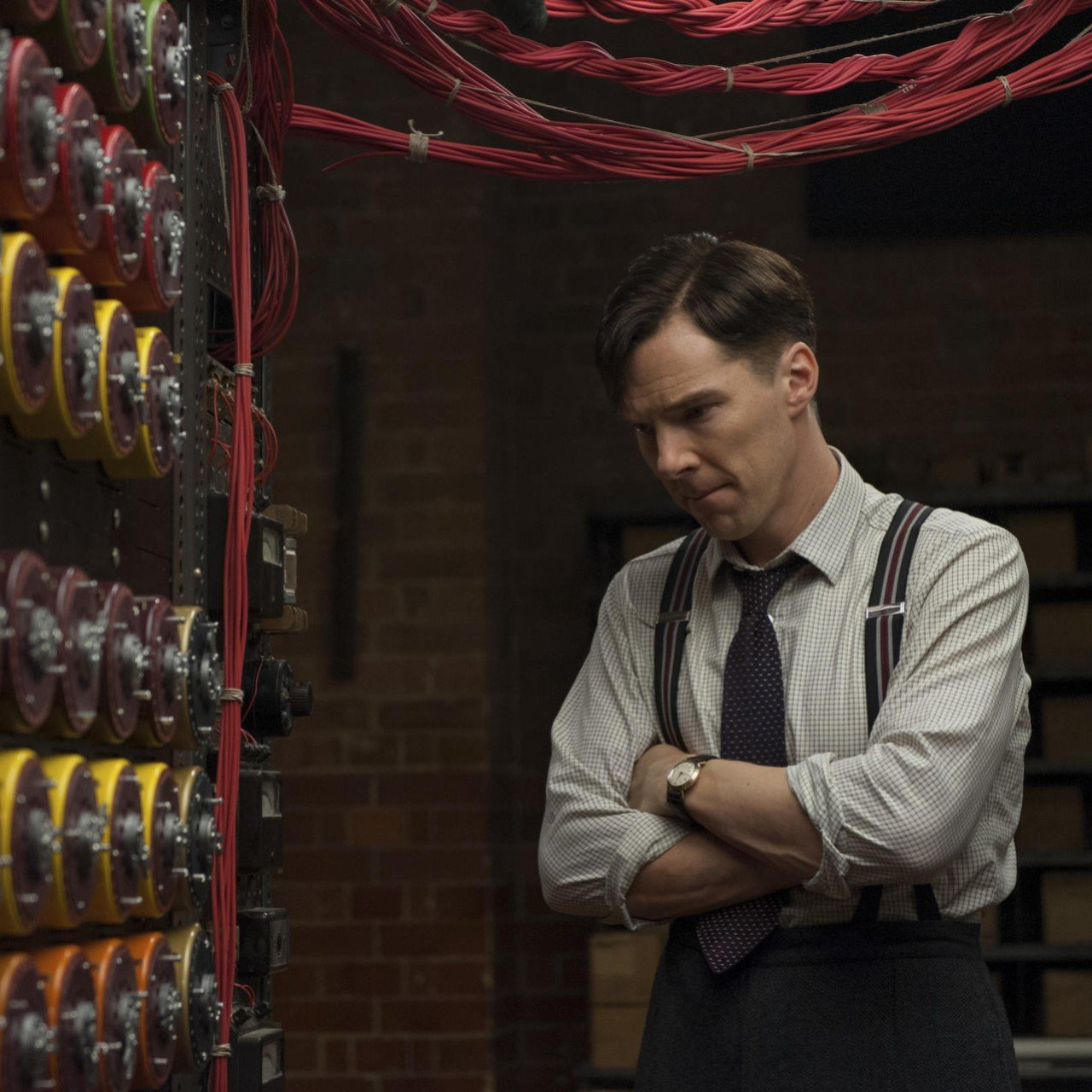 Benedict Cumberbatch on Alan Turing's legacy and the challenge it