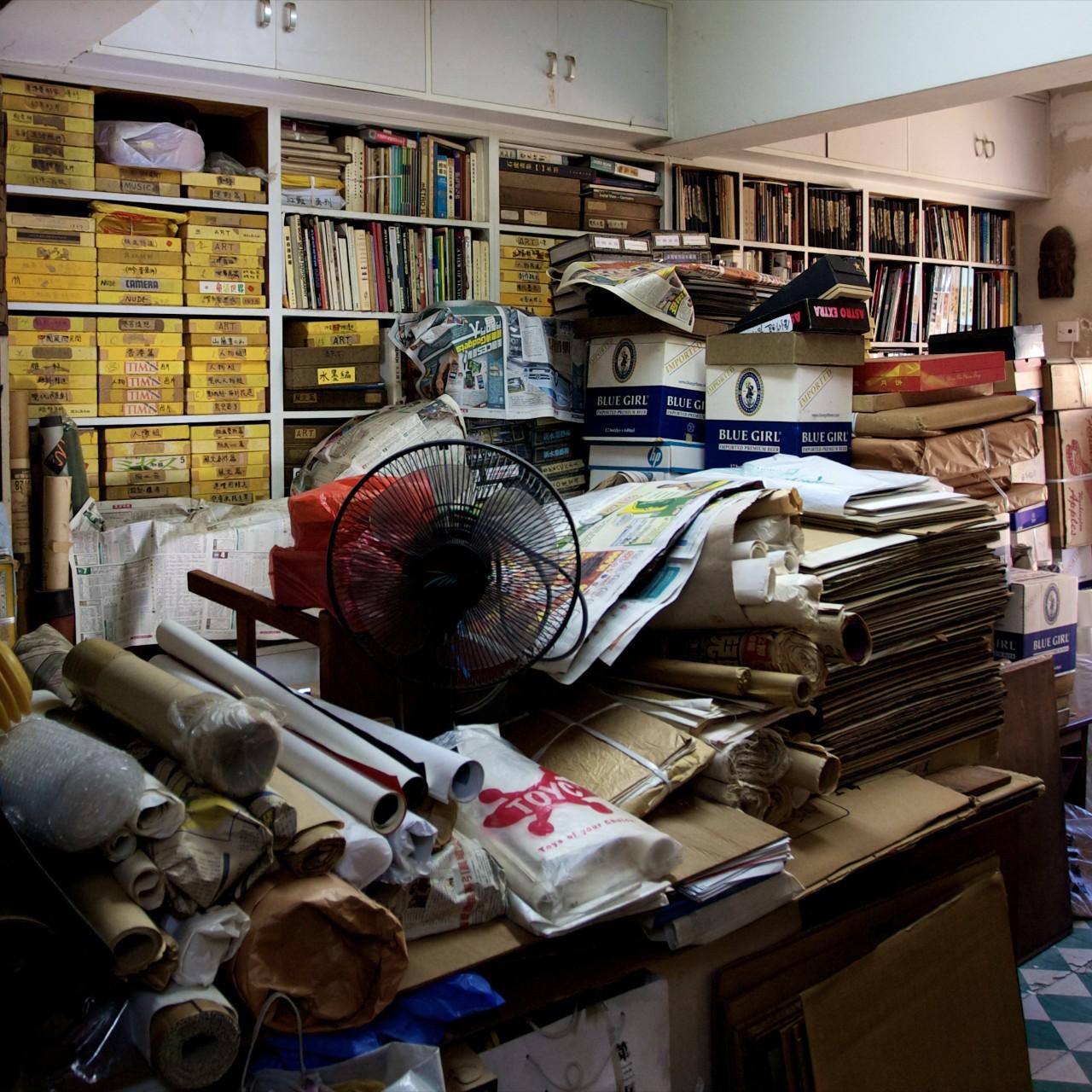 Hong Kong artist Ha Bik-chuen's archives made available for