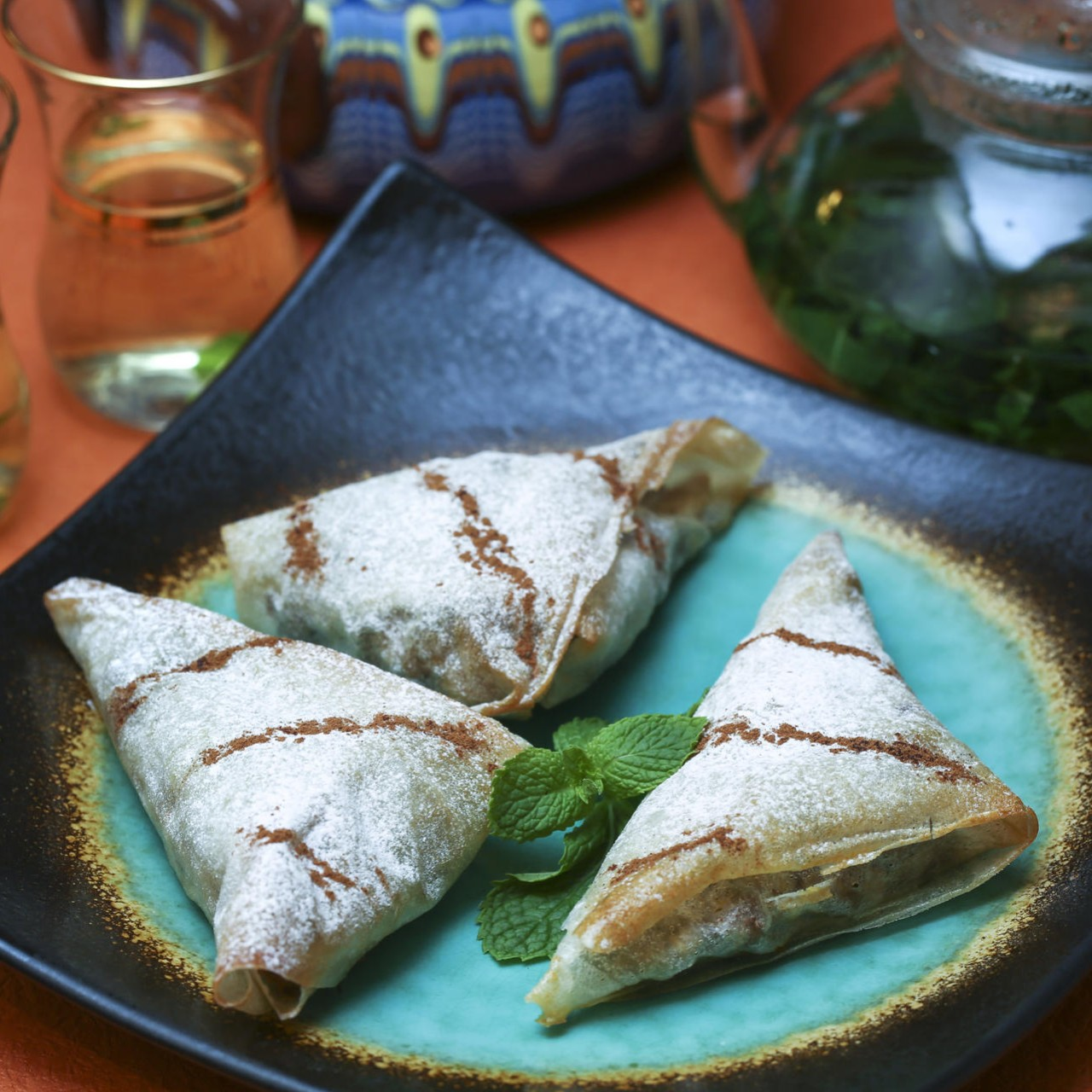 ebb01f8e4ca8 Susan Jung's recipe for bisteeya, a savoury-sweet treat from Morocco ...