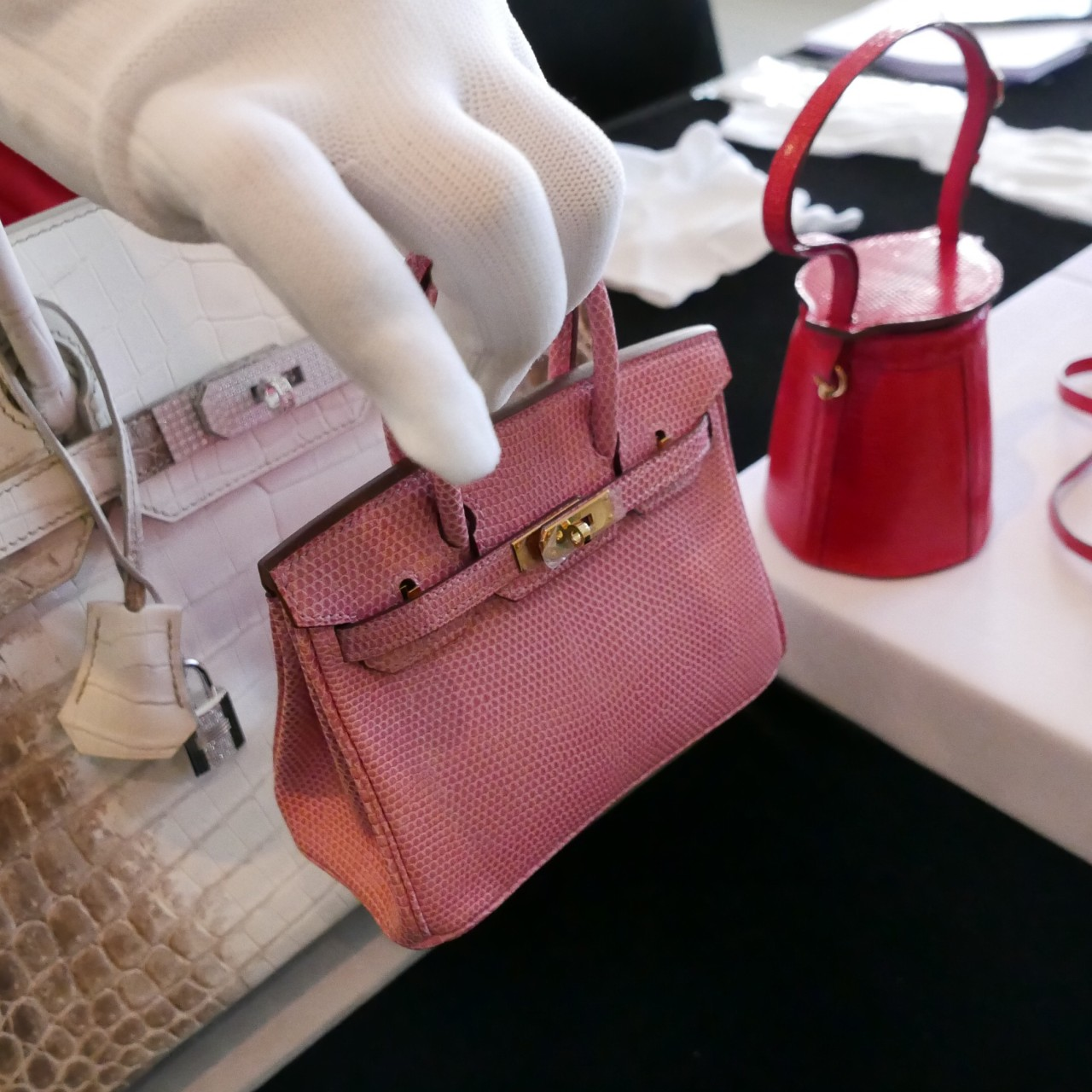 Want to get your hands on a genuine Hermes Birkin? Here's