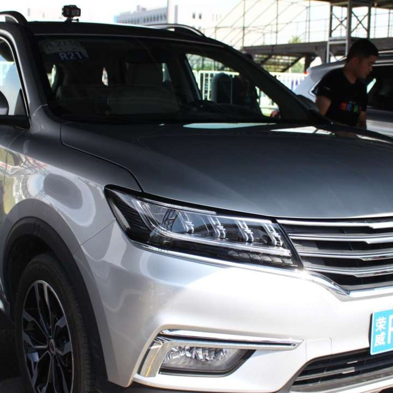 SAIC, Alibaba launch internet-connected car aimed at Chinese
