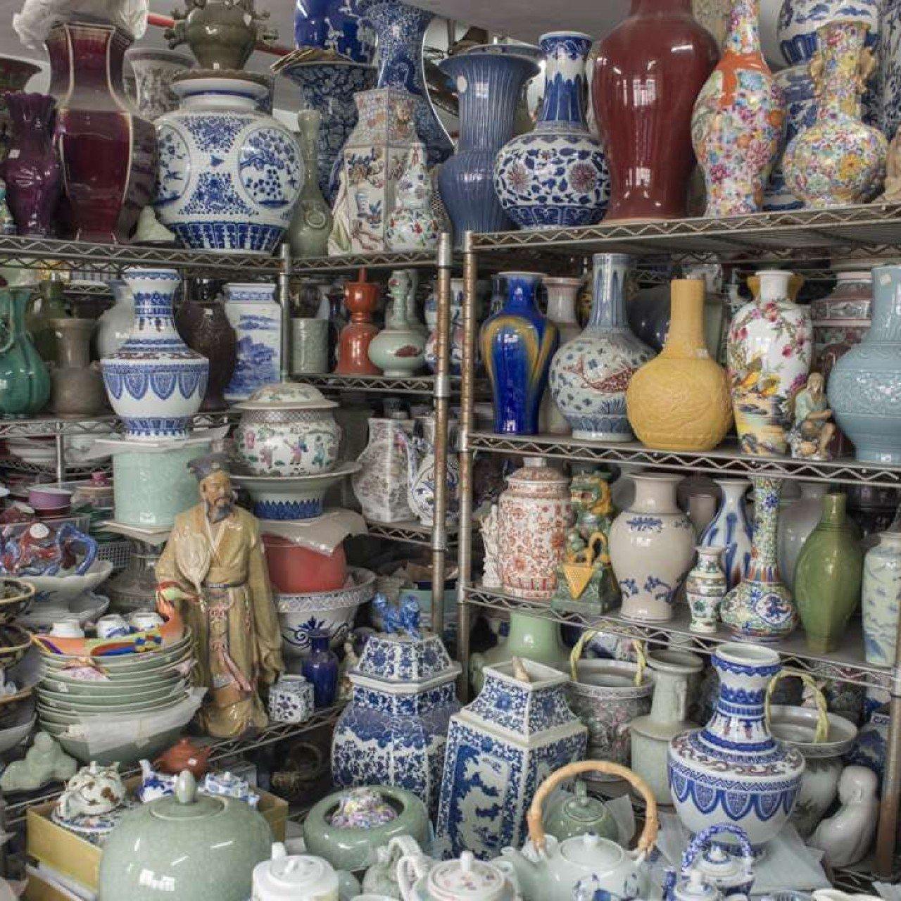 Hong Kong's best-kept secrets: hand-painted porcelain goods   South