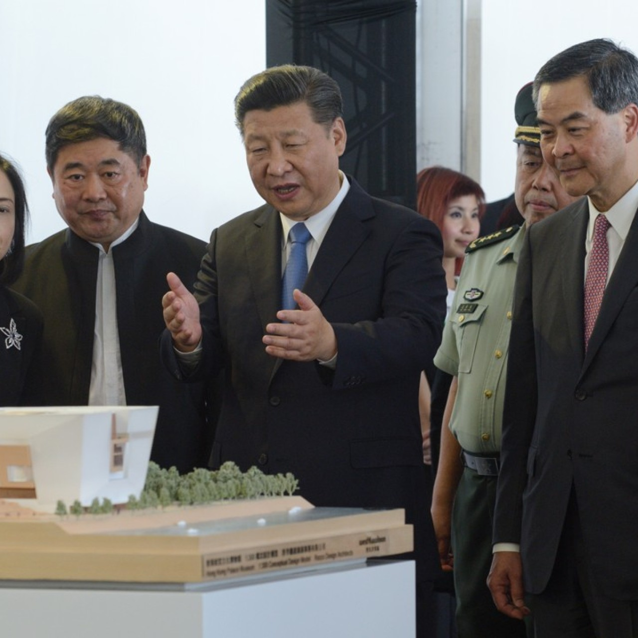 Xi Jinping witnesses Beijing's seal of approval for Hong Kong's