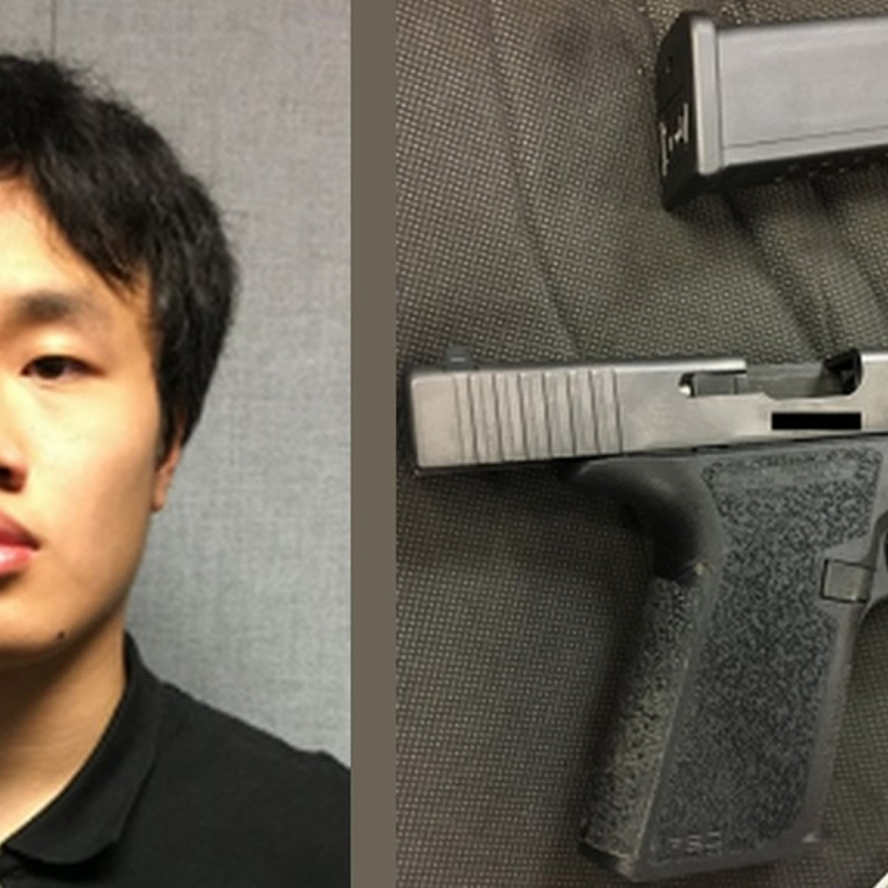 AR-15 rifle and shotgun found in home of star student Alwin