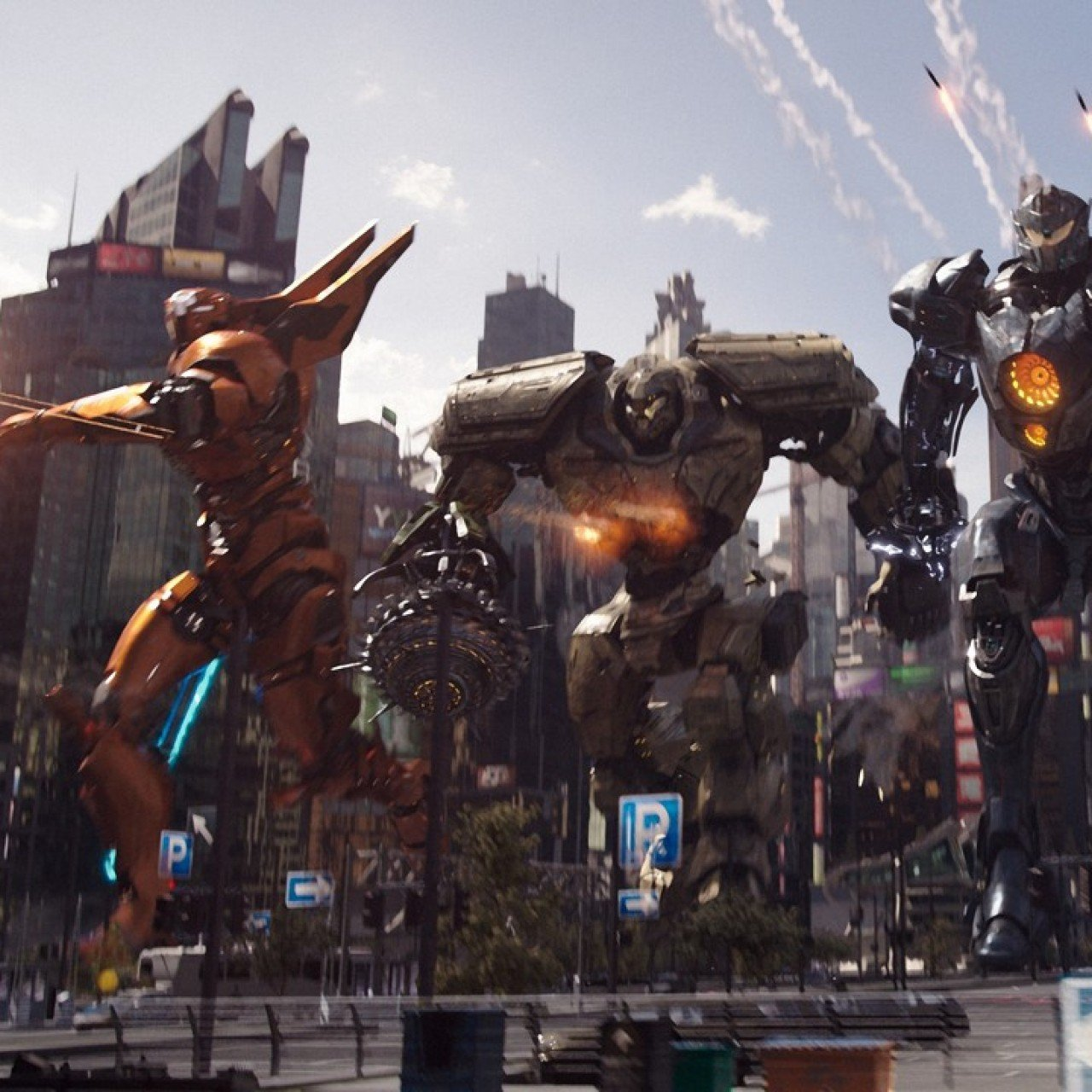 Pacific Rim: Uprising film review – John Boyega kills it as
