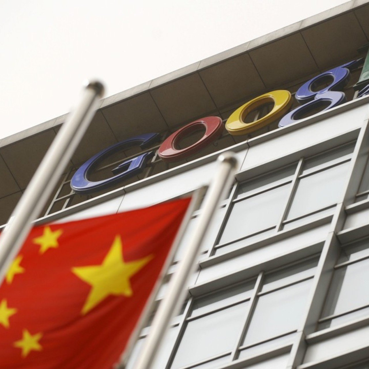 Google is in talks with Tencent and others to bring cloud