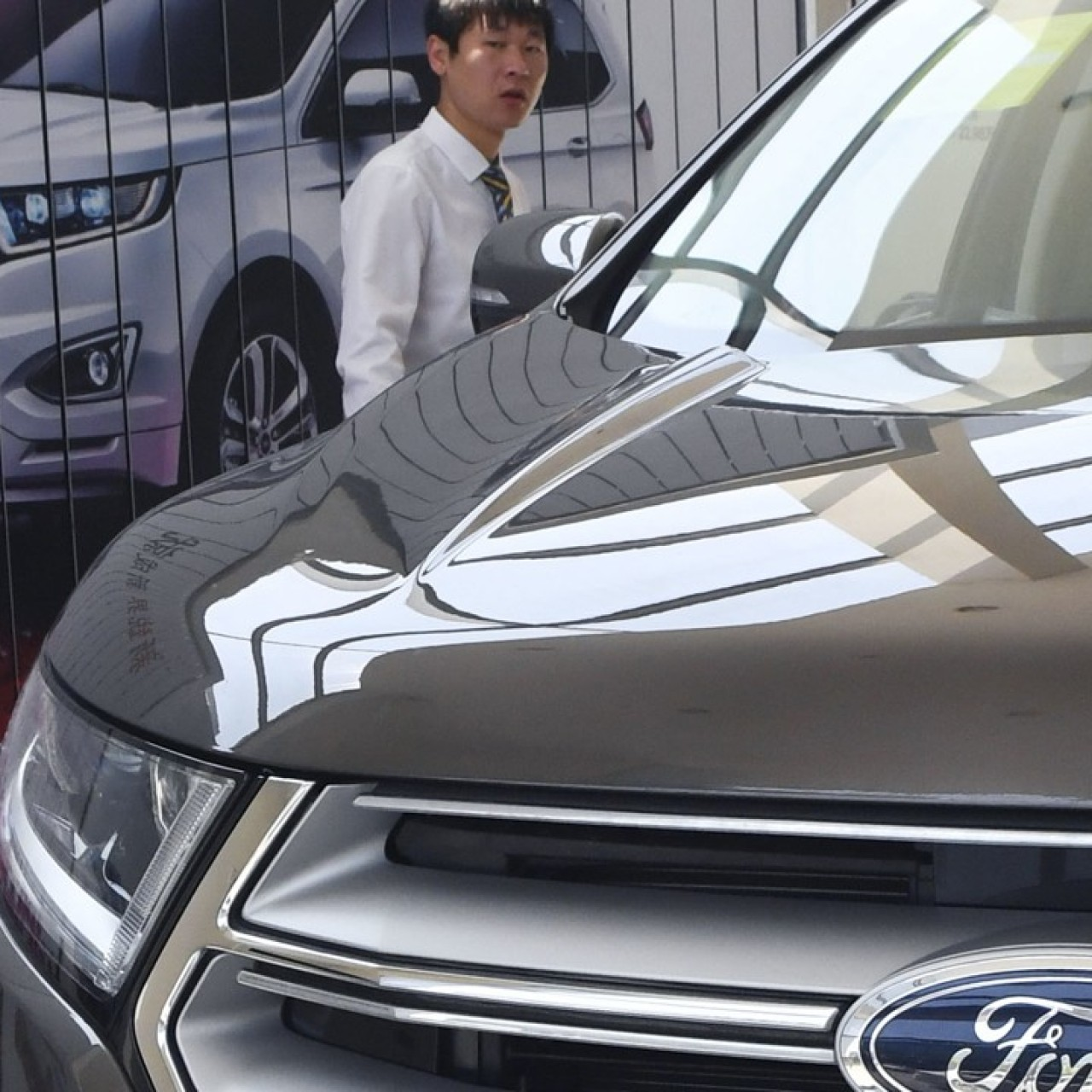 Ford kills plan to import Chinese-made car in wake of tariffs