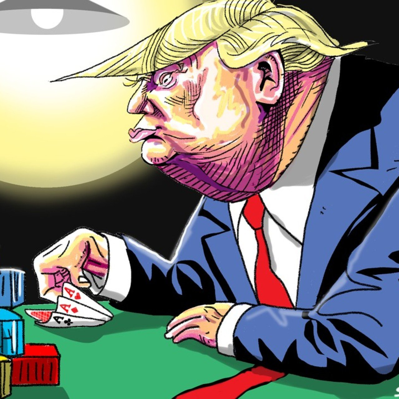 US-China trade war is a win-win for Washington (at least in