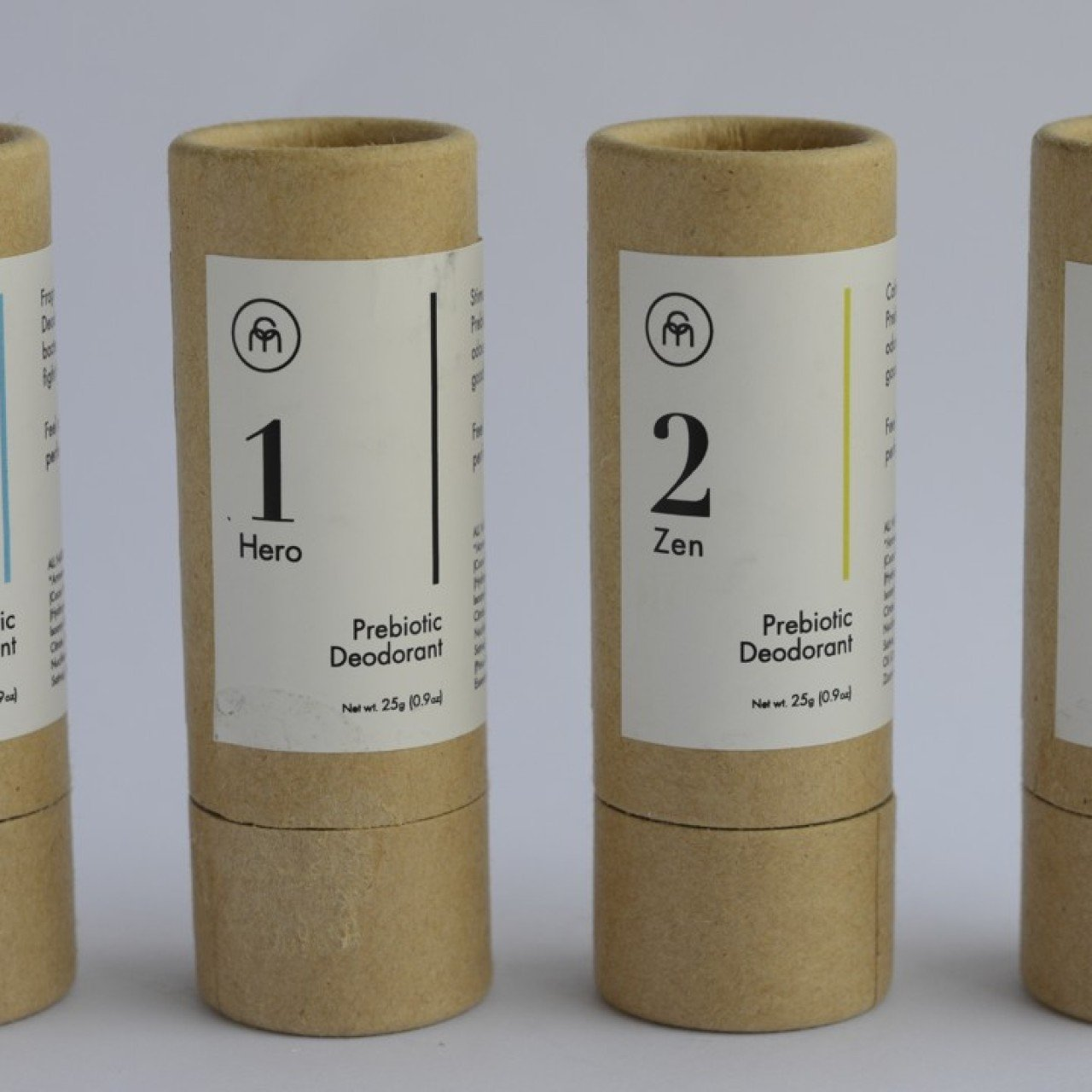 Plastic-free, natural deodorants: we test six of the best available