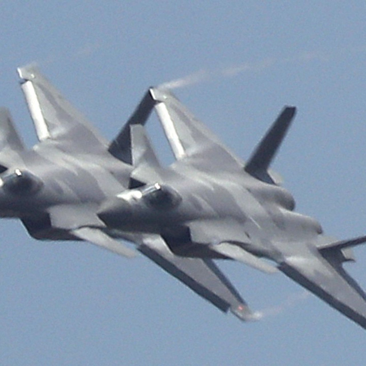 China's new J-20 stealth fighter engine a no-show at Zhuhai air show
