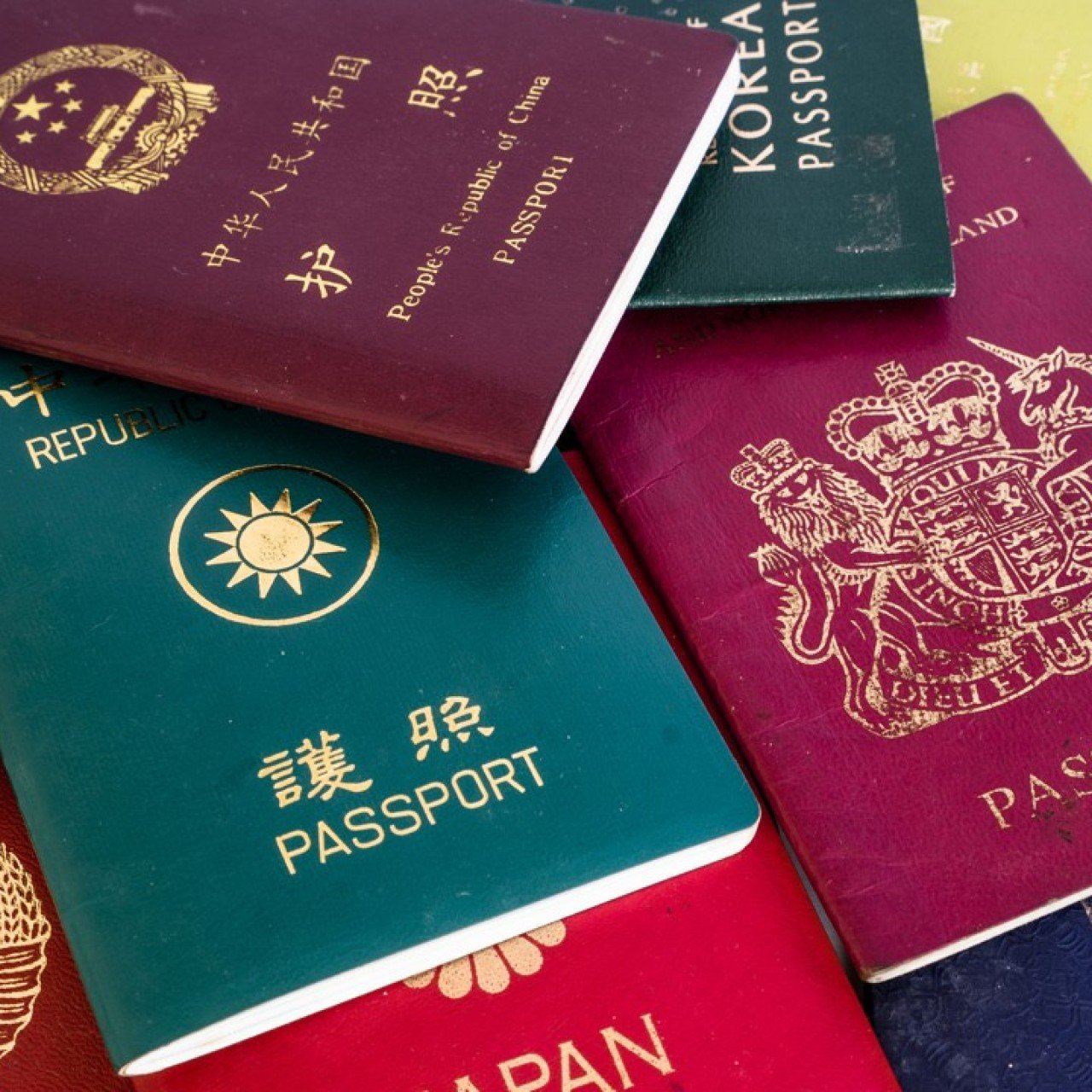 Hong Kong passport is now the world's 13th most powerful, according