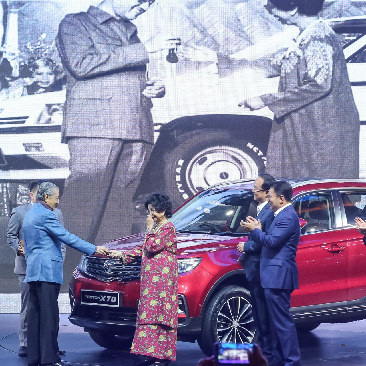 Proton X70: an SUV, or a sign China-Malaysia ties are
