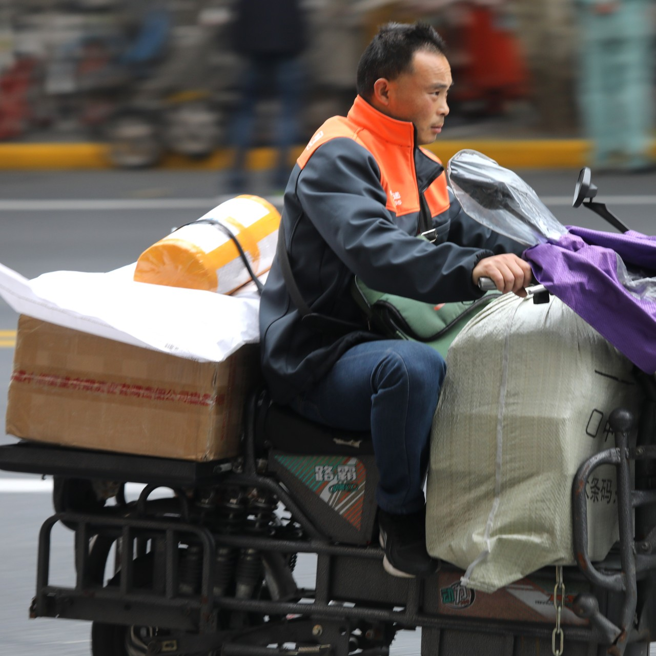 China issues rules to promote sustainable packaging in logistics