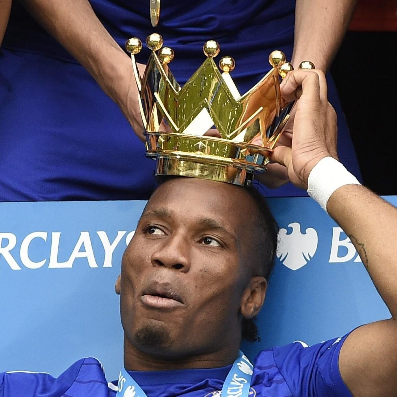 Didier Drogba backs 'Save Hakeem' campaign as football matches