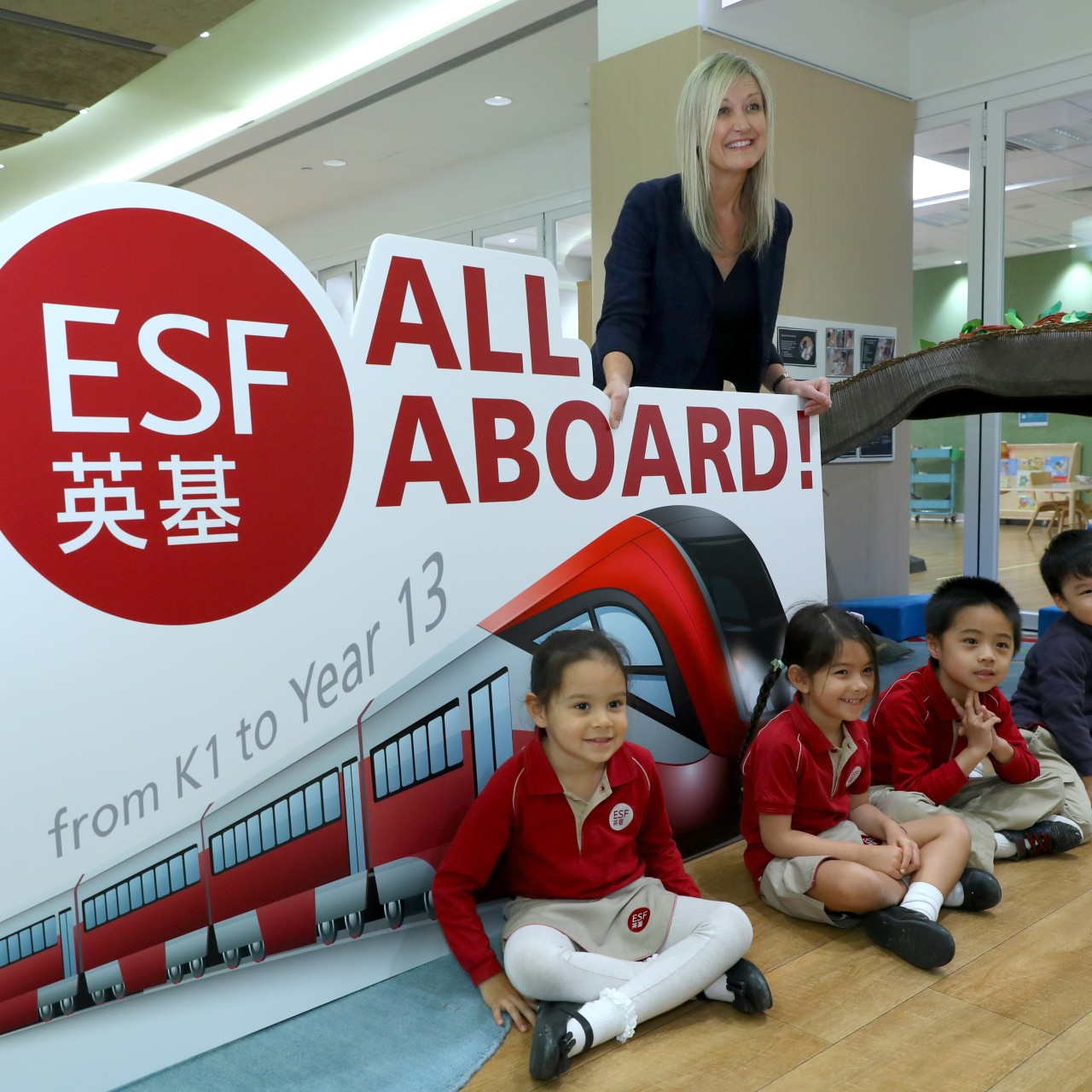 Children joining Hong Kong's ESF kindergartens to be guaranteed