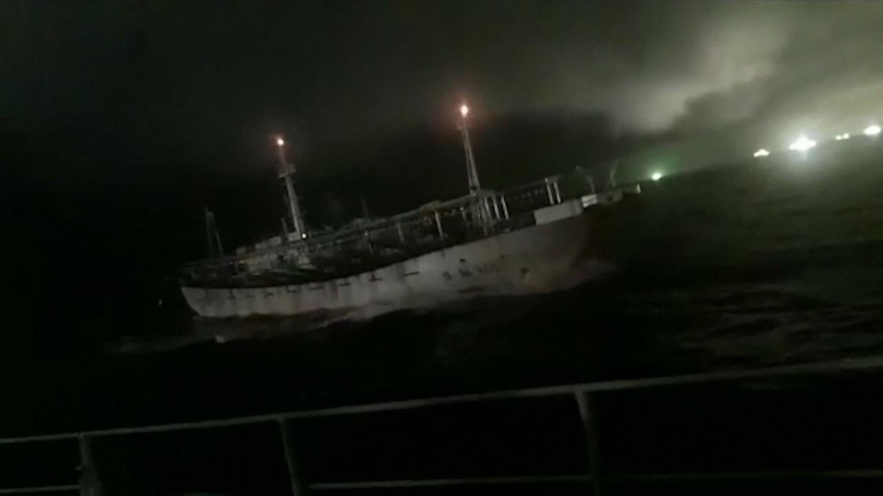 Argentine coast guard opens fire on Chinese fishing boat