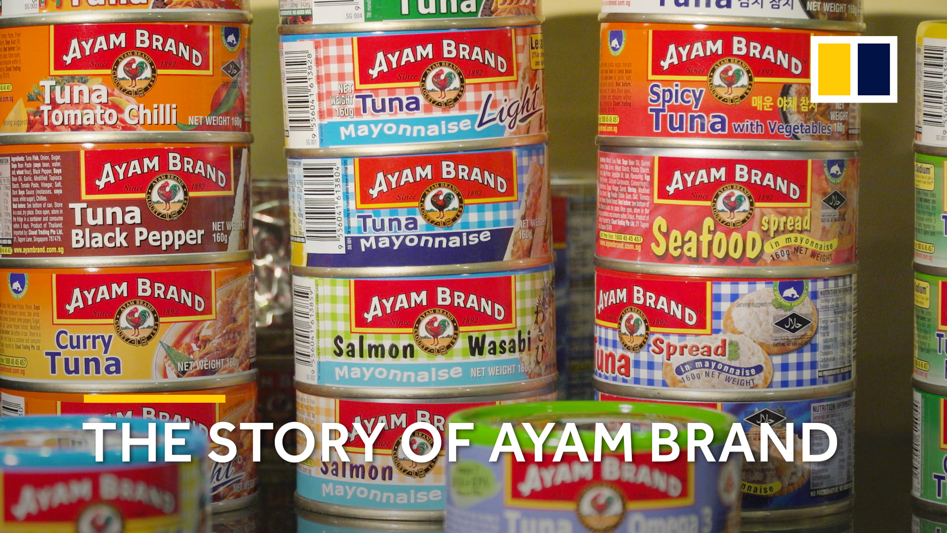 Asian Kitchen Le Havre the story of ayam brand, set up in singaporea frenchman